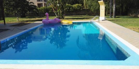 Villa Tremmilia con piscina