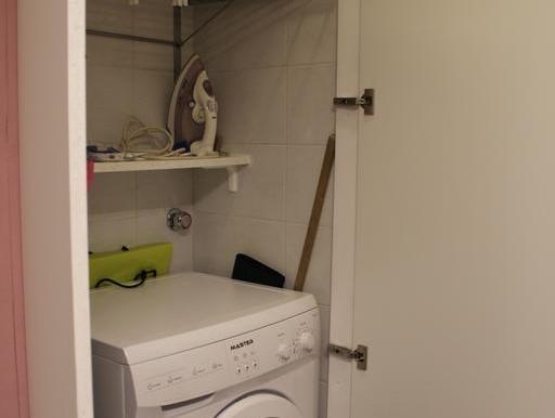 Vano lavatrice